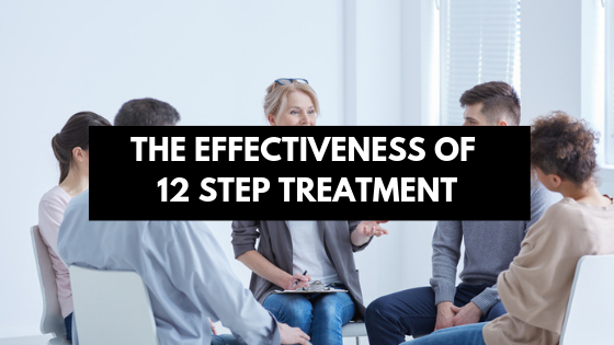 12 step treatment