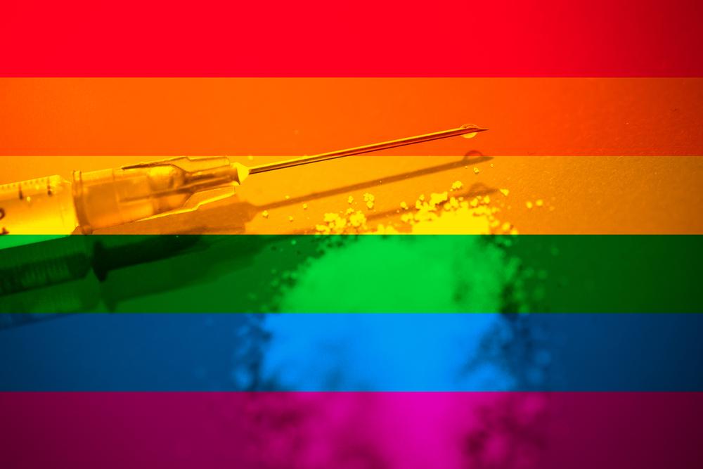 addiction LGBTQ